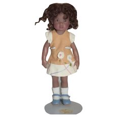 Sweet Doll Kish & Co. Black Petite Artist Doll