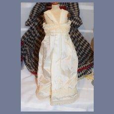 Sweet Vintage Doll Slip Lace Trim
