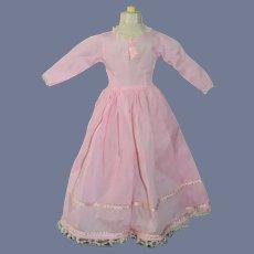 Sweet Pink Doll Dress