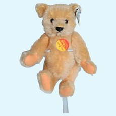 Vintage Steiff Teddy Bear Jointed Petite Size Button Tag Chest Tag 0204/16