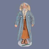Wonderful Vintage Artist Doll Betsey Baker Noah and the Ark