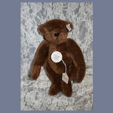 Vintage Steiff Teddy Bear Buttton Tag 0160/26 Chest Tag