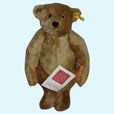 Vintage Steiff Teddy Bear Mohair Button Tag Booklet 0155/32