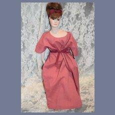 "Vintage Artist Doll Porcelain Muriel Kramer ""Rose"" Award Winner"