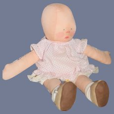 Vintage: Cloth Doll Rainie Crawford Sweet Dressed