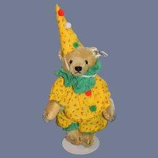Steiff Teddy Bear Golden Age Circus Clown Suit EAN 0163/19