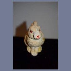 Vintage Papier Mache Rabbit Bunny Easter