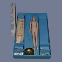 Vintage Simplicity Fashiondol Sewing Mannequin Latexture Products In Original Box Doll