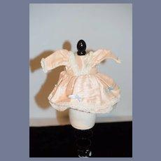 Sweet Doll Dress Petite Brushed Silk