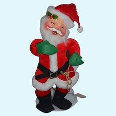 Vintage Annalee Santa Claus