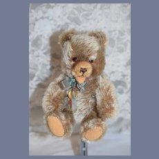 Vintage Teddy Bear Hermann W/ Tags