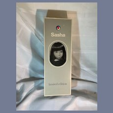 Vintage Doll Sasha 180 Velvet In The Box Beautiful Limited Edition