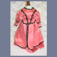 Old Doll Two Piece Set Skirt Top Dress Fashion Doll