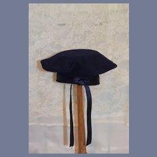 Vintage Doll Sailor Hat Sweet