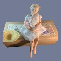 Wonderful Marie Terese Alice Leverett UFDC Doll In Original Box Beautiful