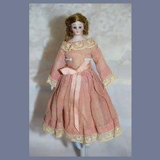 Antique Doll Simon & Halbig 1160 Little Women Doll Miniature Dollhouse Lady Little Women Gorgeous Outfit
