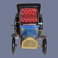 Vintage Marx Lever Action Tin Car Japan Toy