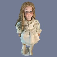 Antique Doll Bisque Armand Marseille 390 Perfect Size