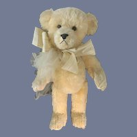 Sweet Teddy Bear Mohair Jointed Barbara McConnell Mc B Bears Beautiful Large  Tagged