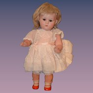 Antique Bisque Doll George Borgfeldt Armand Marseille 251