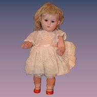 Antique Bisque Doll George Borgfeldt Armand Marseille 251