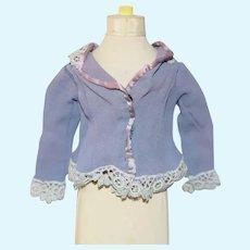 Pretty Purple Doll Blouse