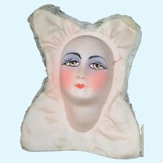 Unique Papier Mache Doll Face Boudoir Doll Pattern