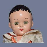 Sleep Eye Sailor Boy Doll