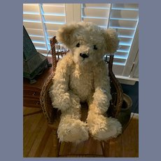 Wonderful Teddy Bear Jointed Artist Cathy's Cubs Huge
