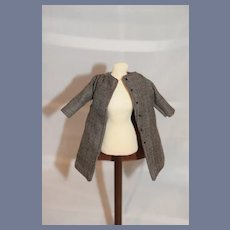 Miniature Long Doll Coat