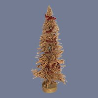 Miniature Dollhouse Christmas Tree