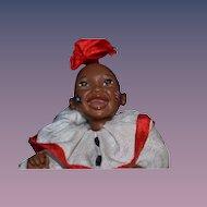 Doll Daddys Babies Black Doll Miniature in Original Box