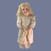 Antique Kestner Child doll Sweet Nicely dressed