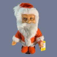 Vintage Doll Santa Claus Steiff Tag and Button
