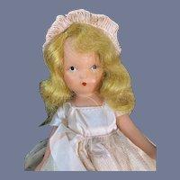 NASB Doll in Pink Dress