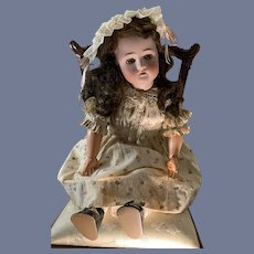 Antique Sweet Cuno & Otto Dressel Child Doll 1912 Sweet