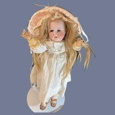 Antique Doll Bisque Ernst Heubach Kopplesdorf 250 Nicely Dressed