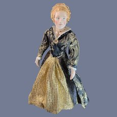 Wonderful Porcelain Henry VIII Wife Catherine Howard By Kathy Redmond Fantastic Clothing Gorgeous Doll