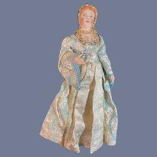 Wonderful Doll Katherine of Aragon Kathy Redmond Doll Artist Henry VIII Wife