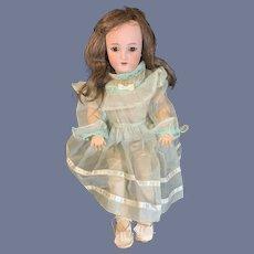 Antique Sweet Bisque Doll Heinrich Handwerck Simon & Halbig