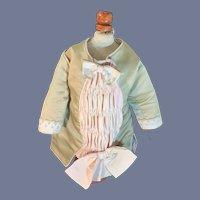 Sweet Doll Jacket Coat French Market Fancy W/ Bow and Trim
