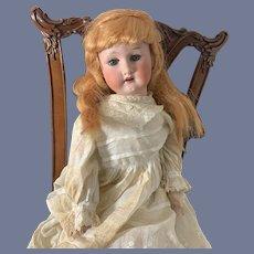 Antique Doll Bisque Red Head Sweet Heubach Koppelsdorf 250
