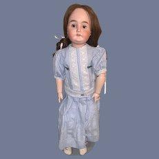 "Antique Doll Bisque Karl Hartman 24""  Beautiful Face"