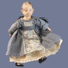 Wonderful Doll Signed Myra after Izannah Walker Sweet Petite Size Signed & Numbered