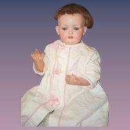 Antique Doll Bisque German Baehr & Proeschild 604