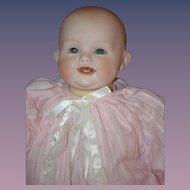 Antique Doll Georgene Averill Bisque Bonnie Babe