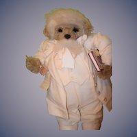 Vintage Teddy Bear Lita Gates Bear Rumors of My Death...