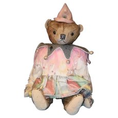 Wonderful Teddy Bear Bell Bears Designs Artist Bear Jointed SWEET!!