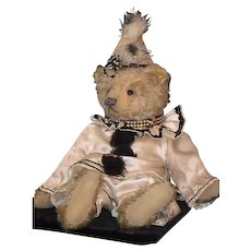 Teddy Bear Mohair Jointed English Bear Norbeary Bears Artist