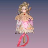Antique Doll Bisque Marriott Toy